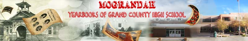 Mograndah, Yearbooks of Grand County High School